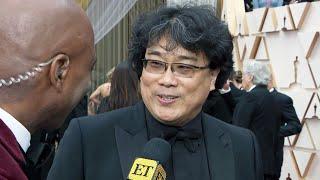 Parasite Director Bong Joon-ho on Making History | Oscars 2020