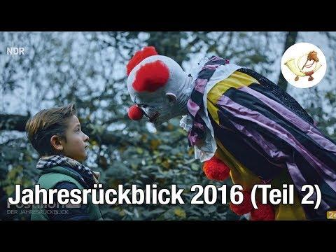 Postillon24 - Der Jahresrückblick 2016 (Teil 2 - Juli bis Dezember)
