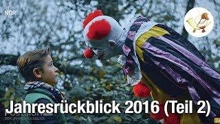 Postillon24 – Der Jahresrückblick 2016 (Teil 2 – Juli bis Dezember)