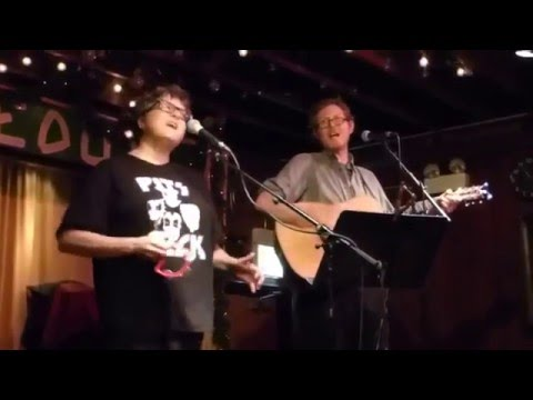 Robbie Fulks & Kelly Hogan - Jimmy Carter Says Yes