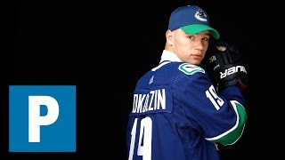 Canucks pick Podkolzin isn't ready to help team win next season | The Province