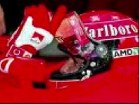 Michael Schumacher AMV- Stand up for the Champion