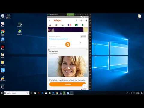 How To Download And Use Airtripp Free Foreign Chat On PC (Windows 10/8/7) Without Bluestacks
