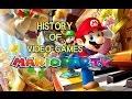History of Mario Party マリオパーティ (1998-2016) - Video Game History