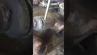 VW Passat - плохо едет, ошибка бедной смеси. Решение удалить катализаторы!