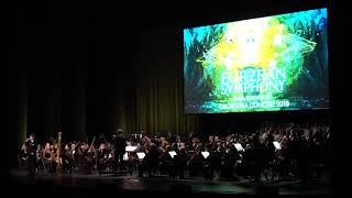 FINAL FANTASY XIV Orchestra Concert 2018 -Eorzean Symphony- at Dolby Theatre
