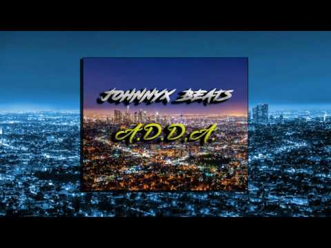 JohnnyX Beats - A.D.D.A. (Audio) (Instrumental)