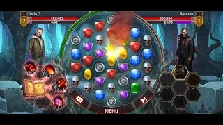 Gunspell 2 - Puzzle Battles Gameplay | Android 1080 HD