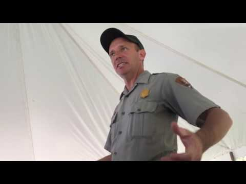 Care of the Wounded Civil War Program with Ranger Matt Atkinson - Gettysburg National Military Park