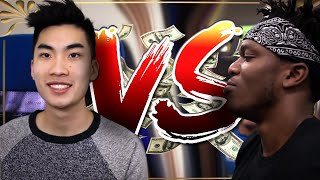 Ricegum says he makes better music than KSI... (Reaction) + Old Ricegum Videos