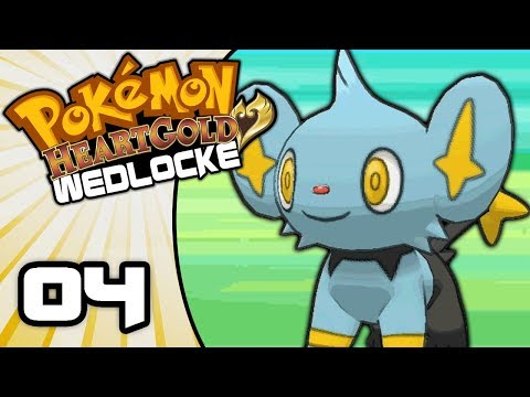 RAISING DALLAS | Pokémon HeartGold Wedlocke Randomizer Part 4