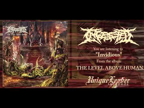 Ingested - The Level Above Human (FULL ALBUM HD AUDIO)