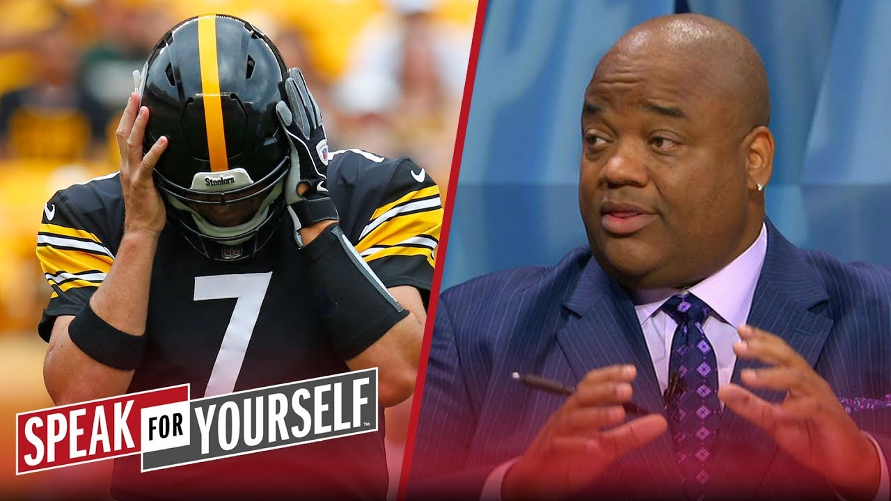 Jason Whitlock on why he's more worried about Big Ben than Dak right now | NFL | SPEAK FOR YOURSELF