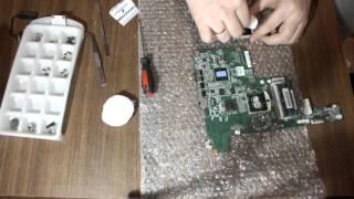 Ремонт ноутбука HP G62-B24ER