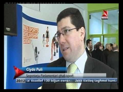 Titnieda l-Malta Sports Scholarship Scheme ( Feb 2012)