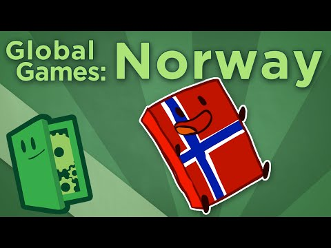 Global Games: Norway - The Challenges Of Norwegian Game Companies - Extra Credits