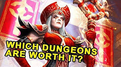 Which Dungeons Should You do While Leveling in Classic WoW?