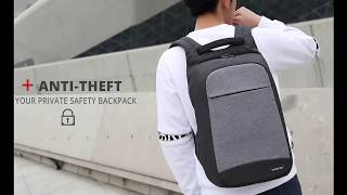 Tigernu Anti-theft Laptop Backpack for Women | Gadget Backpack