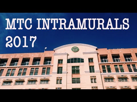 Senior High school Intramurals 2017 I Manila Tytana Colleges