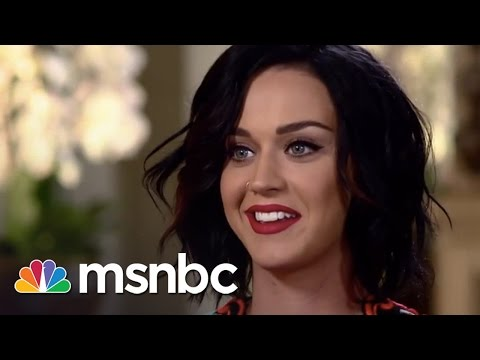 Katy Perry Interview: Super Bowl Halftime | msnbc