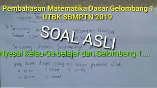 Download Video SOAL UTBK SBMPTN 2019 MATEMATIKA DASAR MP3 3GP MP4