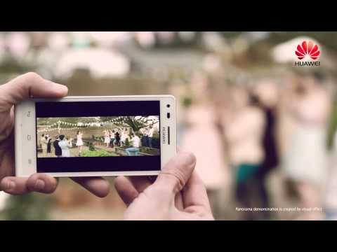 HUAWEI ASCEND G6 WHITE Smartphone / Smartphone - Product video Vandenborre.be