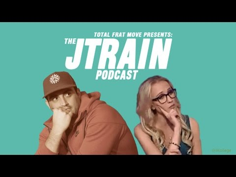 01-13-17 Kat Timpf on The JTrain Podcast - Kat Plays Love Doctor