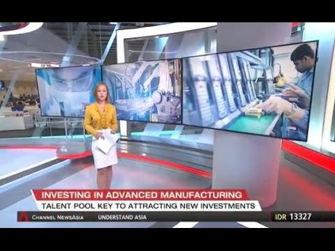 Channel News Asia: SingaporeTonight - Investing