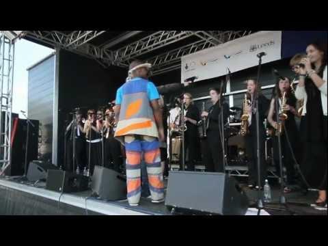 Garforth Jazz Rock Band at Garforth Arts Festival 2011 - Instrumental Love /  Friends