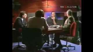 """Телепрограмма """"Взгляд"""" - """"Какая армия нам нужна?"""" (1989)"""