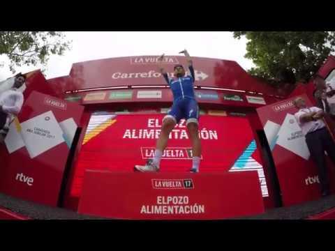 La Vuelta a España | Stage 10 on-board highlights