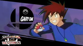 Smash Bros Lawl Beatdown Character Moveset- Gary Oak