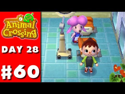 Animal Crossing: New Leaf - Part 60 - Shampoodle (Nintendo 3DS Gameplay Walkthrough Day 28)
