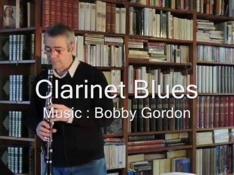 Clarinet Blues