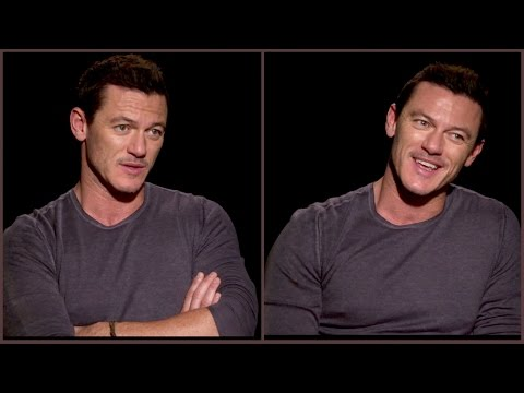 Luke Evans talks The Hobbit -nostalgia and why we all should get therapy (The Girl on The Train)