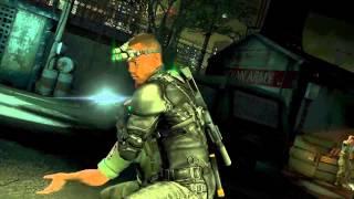 Splinter Cell Blacklist — На русском E3 2013 Трейлер