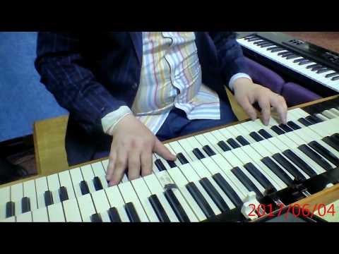 """Praise & Worship - 6/4/17 - The Faith Place - Dan """"Spiffy"""" Neuman on organ"""