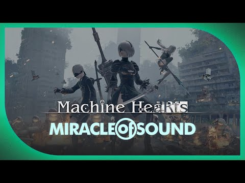 NIER AUTOMATA SONG: Machine Hearts (Miracle Of Sound ft. Sharm)