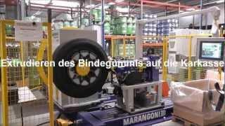 Reifen Müller B.V. & Co. Runderneuerungswerk KG - Hammelburg-Westheim - Ringtread Belegung