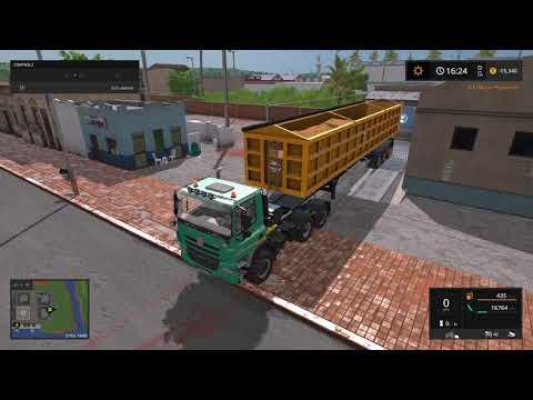 Farming Simulator 17 2nd play of platinum map