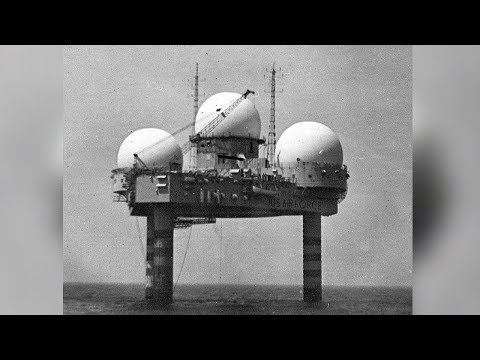 Cold War Radar System a Trillion Dollar Fraud - Lester Earnest on RAI (1/5)