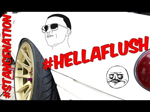 Do You Even Stance Bro? How to Roll Fenders & Get Sick Fitment!