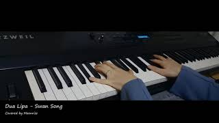 Dua Lipa - Swan Song (From Alita: Battle Angel) Piano Cover