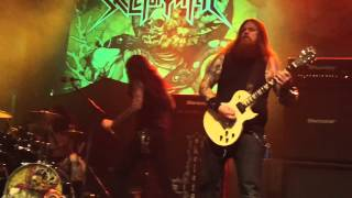 Skeletonwitch - I Am Of Death/Burned From Bone live @ House of Blues Boston, MA 2/1/14