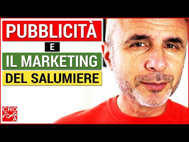 Pubblicità esterna e il marketing del salumiere