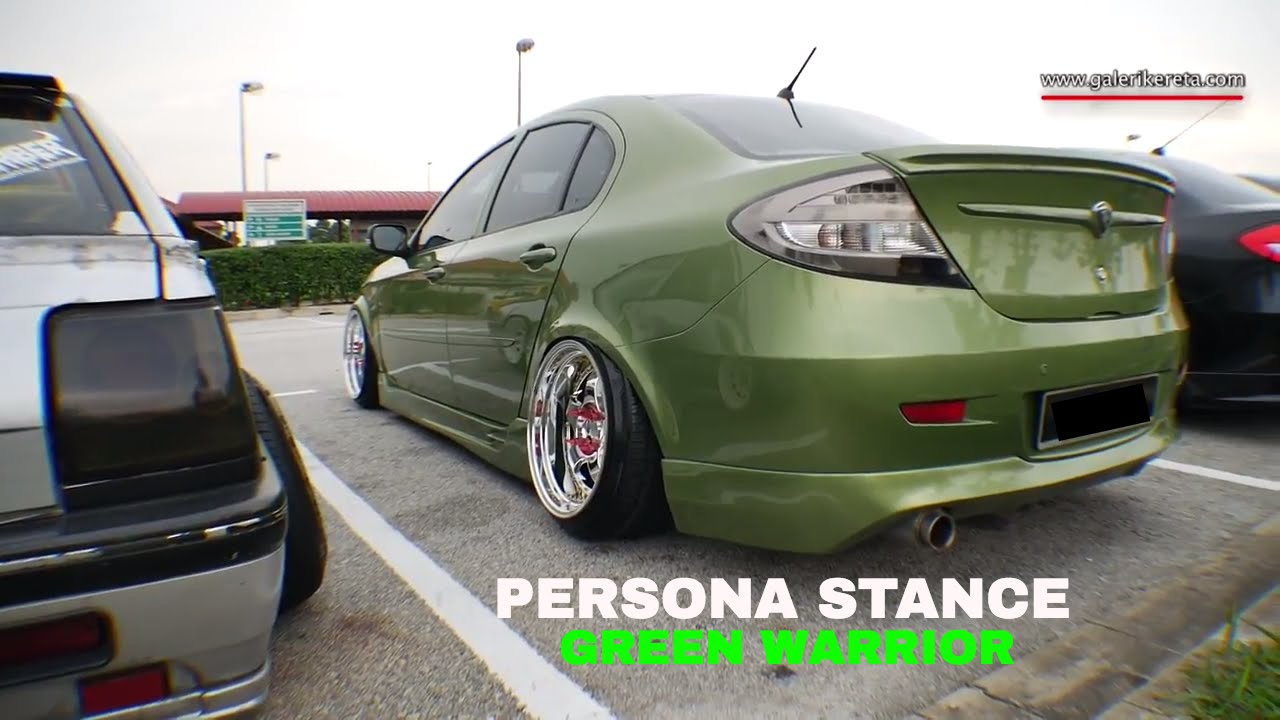 Proton Persona Green - The Gauntlet Stance | Meet and ...