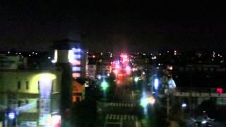 (車窓動画)スノーパル2355(浅草~減灯まで)
