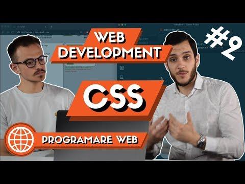 👨🎨 CSS Pentru Incepatori   Proprietati In CSS   Programare Web #2