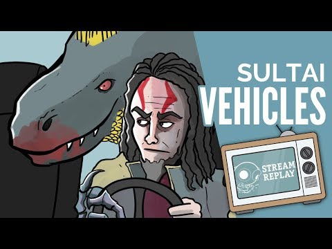 Sultai Vehicles in Standard!!!!