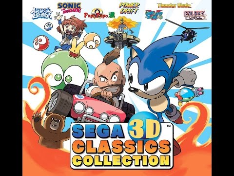 Sega 3D Classics Collection Video Review